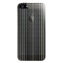 【iPhone SE/5s/5ケース】iPhone SE/5s用 フローティングパターンカバーセット(ツイード)_0
