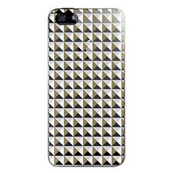 【iPhone SE/5s/5ケース】iPhone SE/5s/5用 フローティングパターンカバーセット(スタッズ)_0