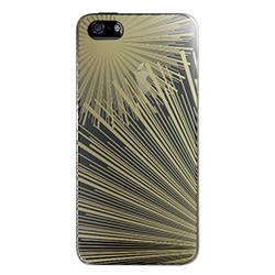 iPhone SE/5s/5 ケース iPhone SE/5s用 フローティングパターンカバーセット(スパークリングライン)_0
