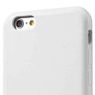 【iPhone6ケース】極薄PUレザーケース ホワイト iPhone 6ケース_3
