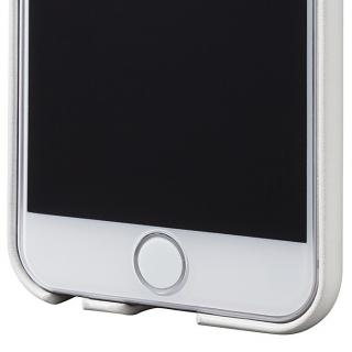 【iPhone6ケース】極薄PUレザーケース ホワイト iPhone 6ケース_4