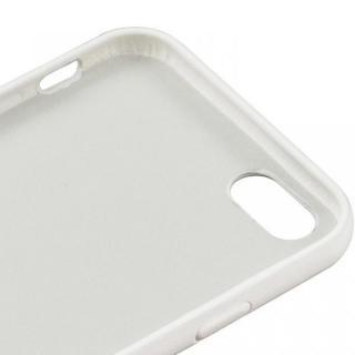 【iPhone6ケース】極薄PUレザーケース ホワイト iPhone 6ケース_6