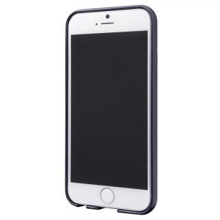 【iPhone6ケース】極薄PUレザーケース ネイビー iPhone 6ケース_1