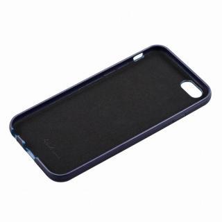 【iPhone6ケース】極薄PUレザーケース ネイビー iPhone 6ケース_2