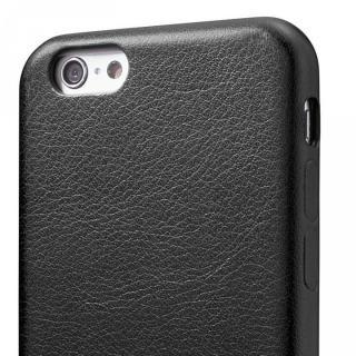 【iPhone6ケース】極薄PUレザーケース ブラック iPhone 6ケース_3