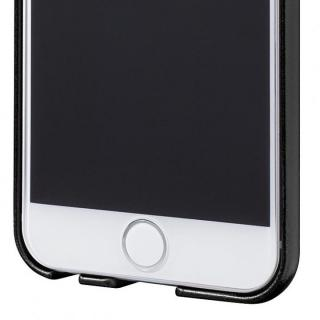 【iPhone6ケース】極薄PUレザーケース ブラック iPhone 6ケース_4