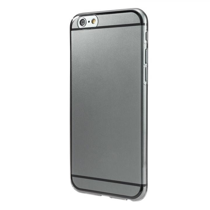 【iPhone6ケース】厚さ0.5mm極薄ハードケース Super Thin PC Case マットスモーク iPhone 6ケース_0