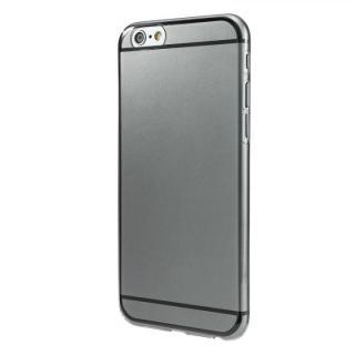 厚さ0.5mm極薄ハードケース Super Thin PC Case マットスモーク iPhone 6ケース