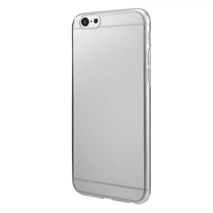 iPhone6 ケース 厚さ0.5mm極薄ハードケース Super Thin PC Case クリア iPhone 6ケース_0