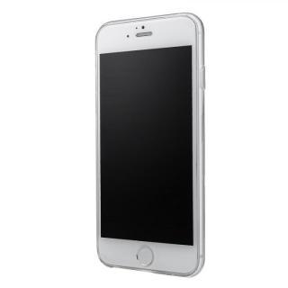 【iPhone6s/6ケース】厚さ0.6mm極薄ソフトケース マットスモーク iPhone 6s/6ケース_2