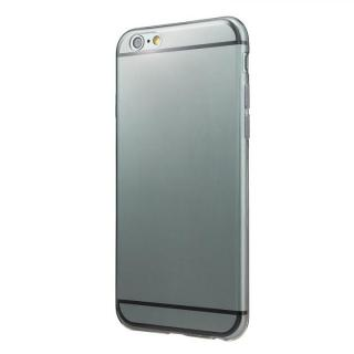 【iPhone6s/6ケース】厚さ0.6mm極薄ソフトケース マットスモーク iPhone 6s/6ケース_3
