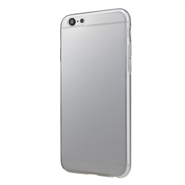 【iPhone6ケース】厚さ0.6mm極薄ソフトケース クリア iPhone 6ケース_0