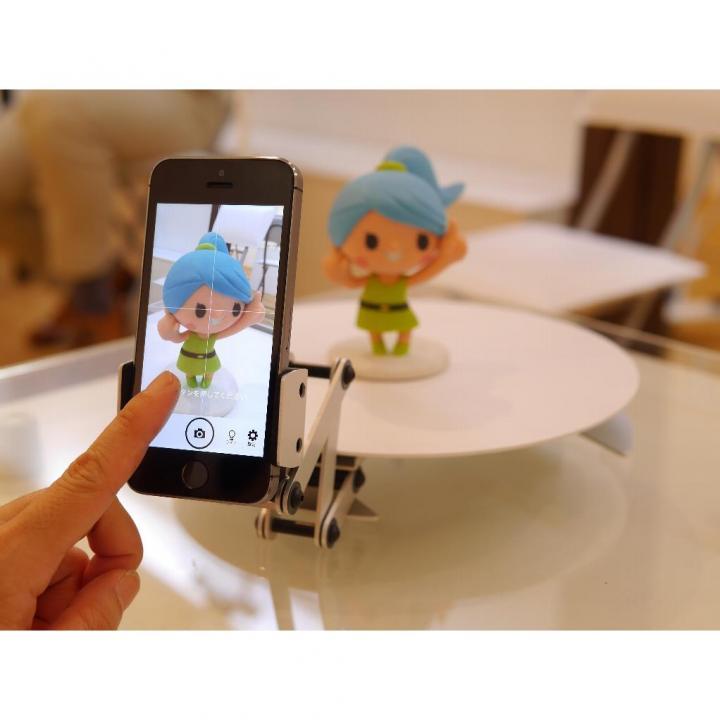 360度回転画像を手軽に撮影 3D-360゜フォトスタイル「くるみる」基本セット