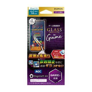 iPhone 11 Pro/XS フィルム ガラスフィルム「GLASS PREMIUM FILM」ドラゴントレイル-X スタンダードサイズ ゲーム特化 iPhone 11 Pro/XS/X