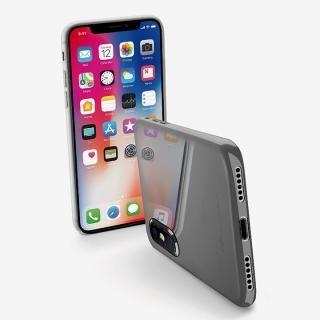 【iPhone XS/Xケース】ZERO ハード&ウルトラスリム iPhone XS/Xケース