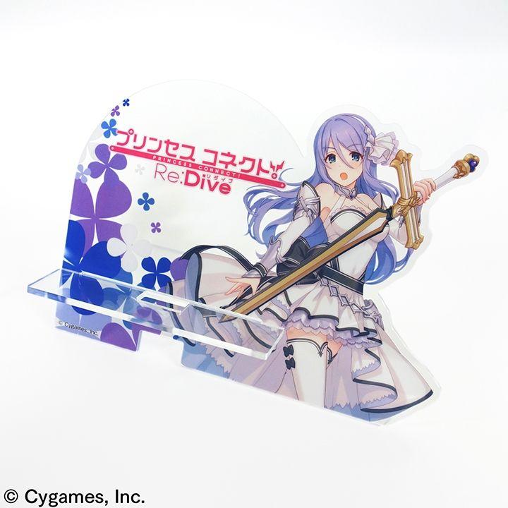 プリンセスコネクト!Re:Dive アクリルスマホスタンド シズル【12月下旬】_0