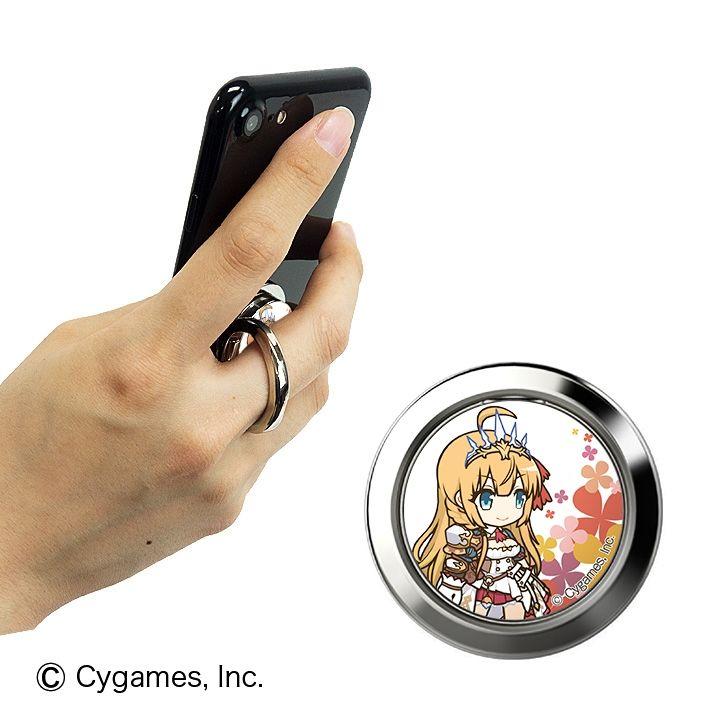 Ring O プリンセスコネクト!Re:Dive スマホ落下防止リング ペコリーヌ【12月下旬】_0