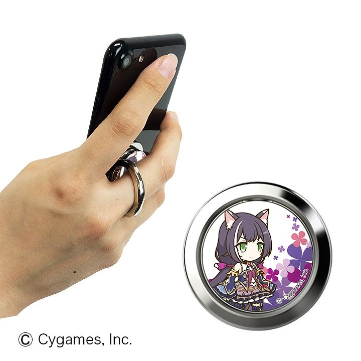 Ring O プリンセスコネクト!Re:Dive スマホリング 落下防止 キャル_0