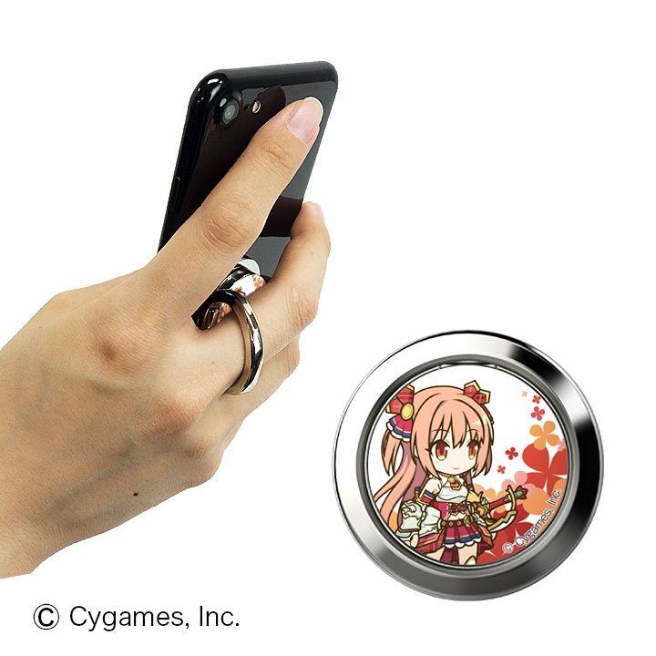 Ring O プリンセスコネクト!Re:Dive スマホリング 落下防止 ノゾミ_0