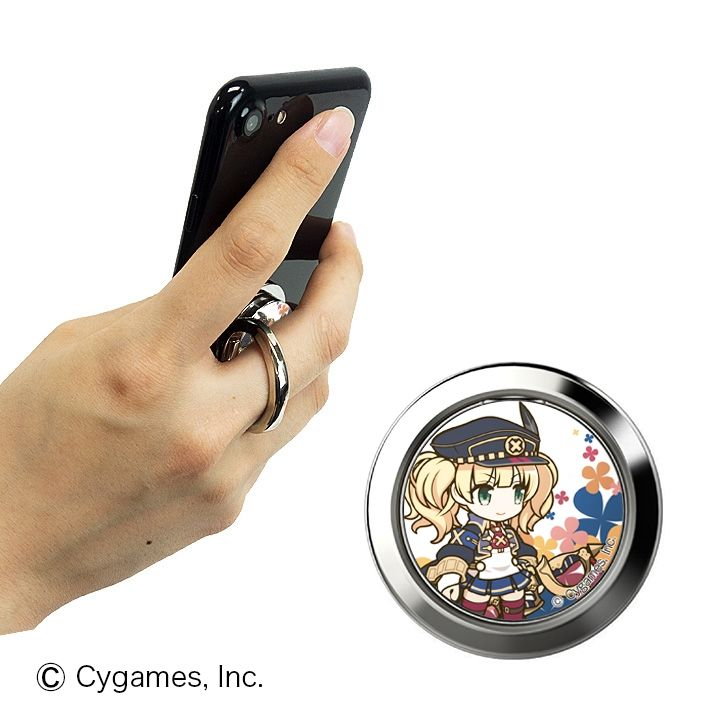 Ring O プリンセスコネクト!Re:Dive スマホリング 落下防止 モニカ_0