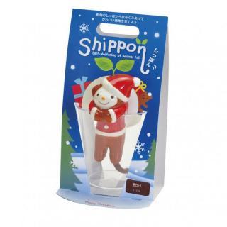 デスクで楽しめる 栽培セット しっぽんクリスマス サル(バジル)