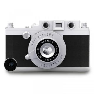 GIZMON iCA5 iPhone SE/5s/5 BLACK