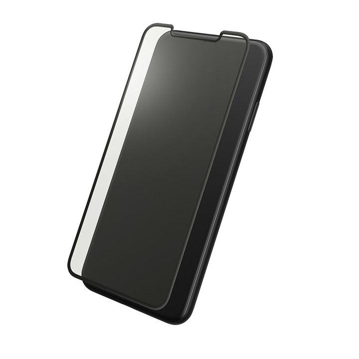iPhone XS Max フィルム GRAMAS プロテクションフルカバー強化ガラス アンチグレア iPhone XS Max_0