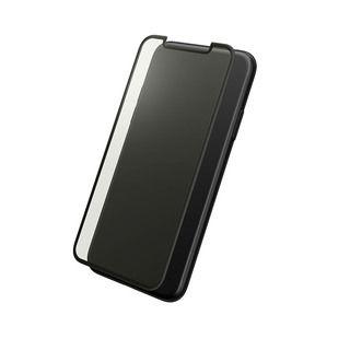 iPhone XS/X フィルム GRAMAS プロテクションフルカバー強化ガラス ブルーライトカット iPhone XS/X
