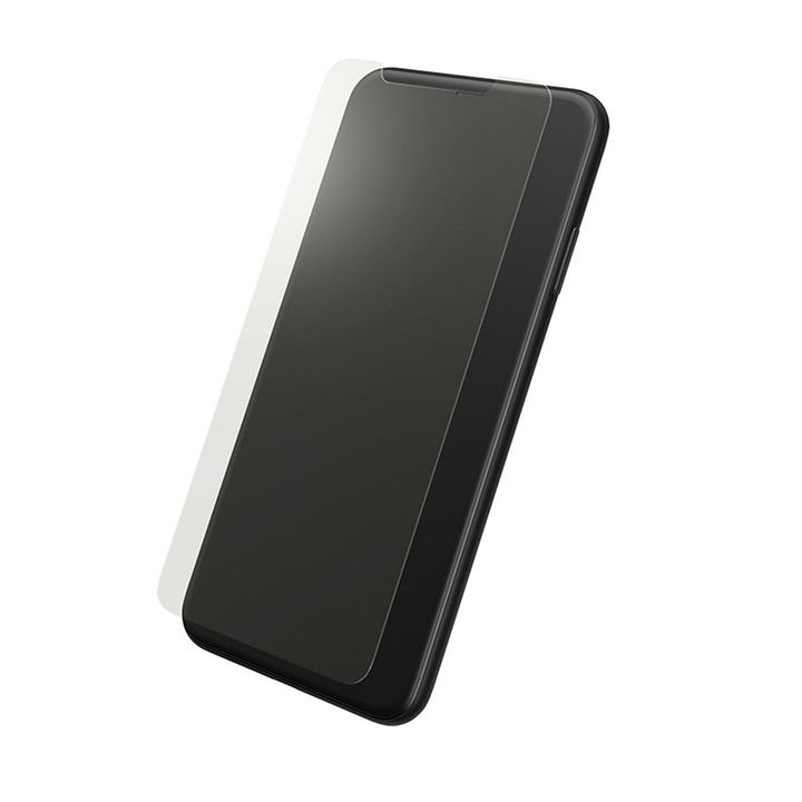iPhone XS Max フィルム GRAMAS プロテクション強化ガラス アンチグレア iPhone XS Max_0