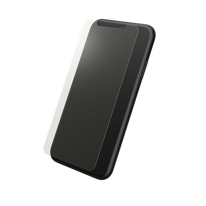 iPhone XR フィルム GRAMAS プロテクション強化ガラス アンチグレア iPhone XR_0