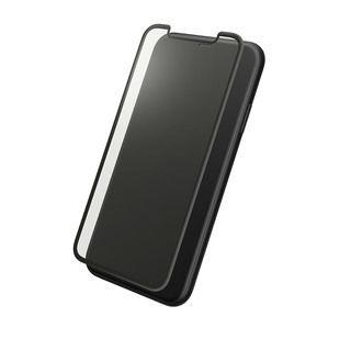 iPhone XR フィルム GRAMAS プロテクションフルカバー強化ガラス ブルーライトカット iPhone XR