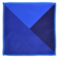 Cleaner cloth Triangle