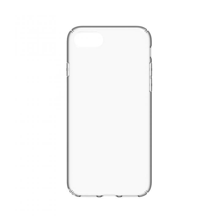 【iPhone8ケース】simplism キズ修復防指紋クリアケース Airly Repair クリア iPhone 8_0
