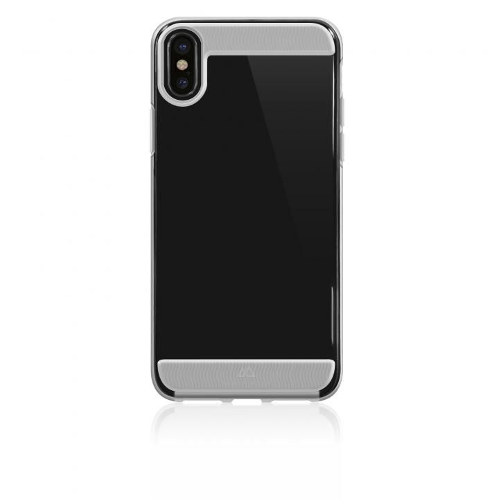 Black Rock 背面耐衝撃ケース トランスペアレント iPhone X