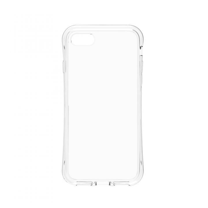 simplism 衝撃吸収ハイブリッドケース Turtle Grip  iPhone 8