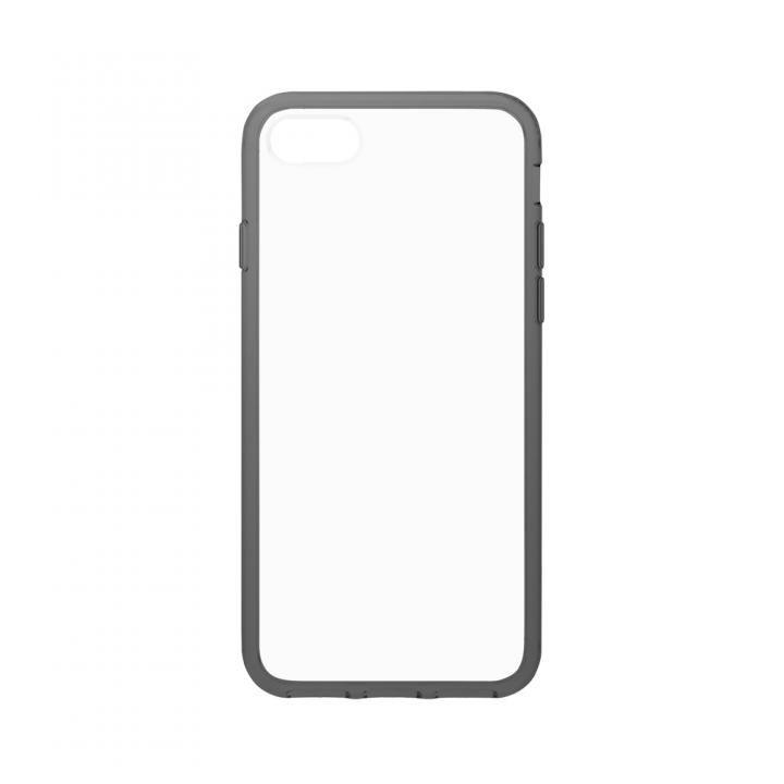 simplism ハイブリッドケース Turtle クリアブラック iPhone 8