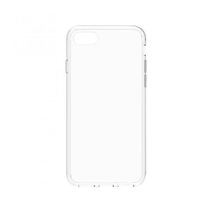 【iPhone8ケース】simplism ハイブリッドケース Turtle クリア iPhone 8_0