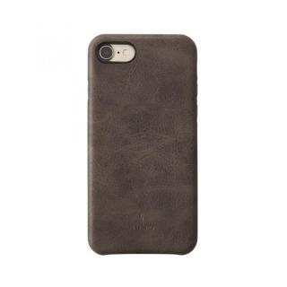 simplism NUNO バックケース ブラウン iPhone 8