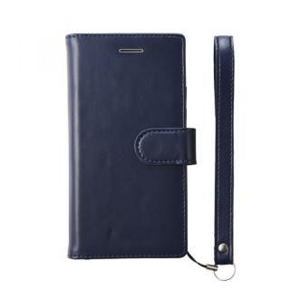 simplism フリップノートケース FlipNote ネイビー iPhone 8 Plus