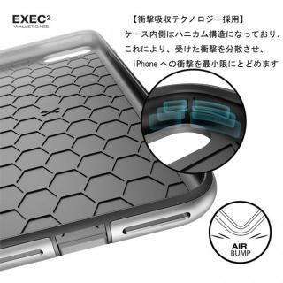 【iPhone8/7ケース】カードクリップ付タフケース エグゼク2 レッド iPhone 8/7_6