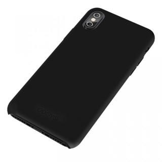 シンプルさを極めた大人のPUレザーケース スナップエッジ セサミブラック iPhone X
