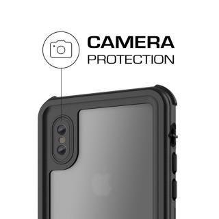 【iPhone Xケース】IP68防水防塵タフネスケース ノーティカル ブラック iPhone X【10月下旬】_5