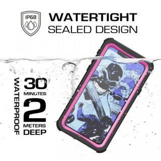 【iPhone Xケース】IP68防水防塵タフネスケース ノーティカル ブラック iPhone X【10月下旬】_7