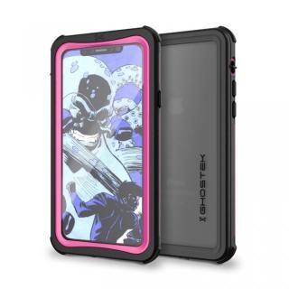IP68防水防塵タフネスケース ノーティカル ピンク iPhone X【11月下旬】