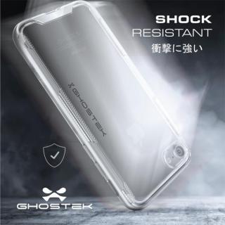 【iPhone8/7ケース】スタイリッシュなハイブリッドケース クローク3 ブラック iPhone 8/7_1