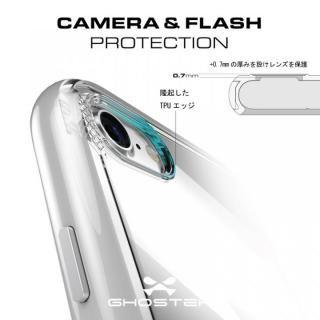 【iPhone8/7ケース】スタイリッシュなハイブリッドケース クローク3 ブラック iPhone 8/7_6