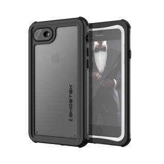【iPhone8 ケース】IP68防水防塵タフネスケース ノーティカル ホワイト iPhone 8/7