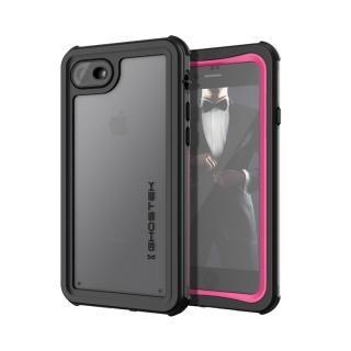 IP68防水防塵タフネスケース ノーティカル ピンク iPhone 8/7