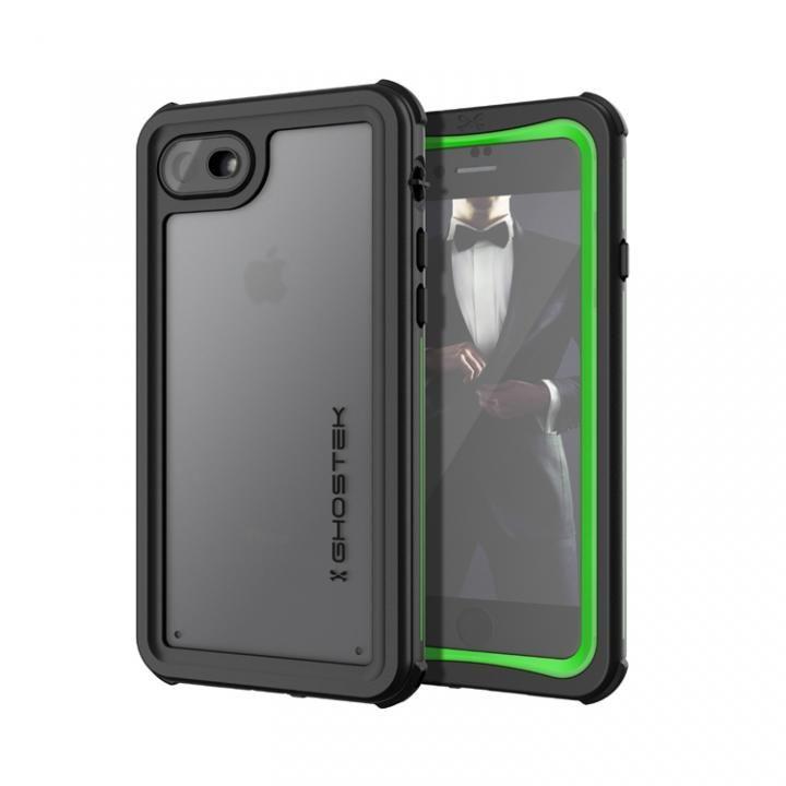iPhone8/7 ケース IP68防水防塵タフネスケース ノーティカル グリーン iPhone SE 第2世代/8/7_0