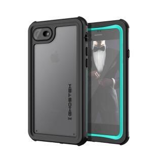 【iPhone7 ケース】IP68防水防塵タフネスケース ノーティカル ティール iPhone 8/7【8月下旬】